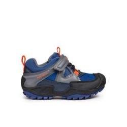 GEOX AMPHIBIOX SAVAGE BLUE GREY