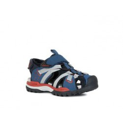 GEOX BOREALIS NAVY RED
