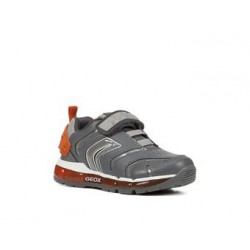 GEOX ANDROID GREY ORANGE