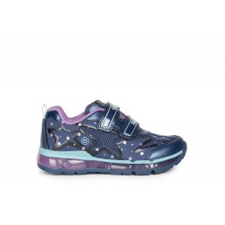 GEOX ANDROID NAVY PURPLE