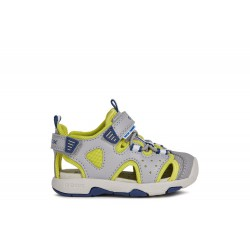 GEOX MULTY GREY LIME