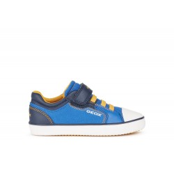 GEOX GISLI NAVY YELLOW